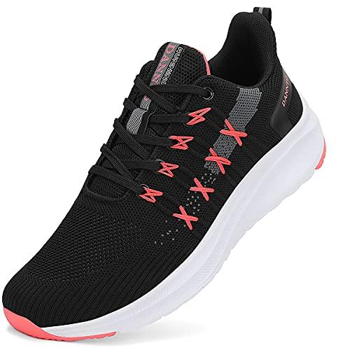 DANNTO Zapatillas de Deporte Hombre Mujer Running...
