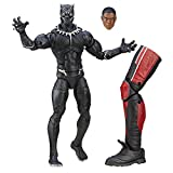 Marvel 6-Inch Legends Series Black Panther Figure