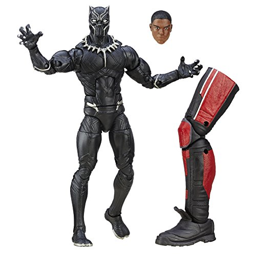 Marvel 6-Inch Legends Series Black Panther Figure