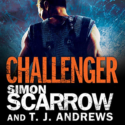 Arena: Challenger audiobook cover art