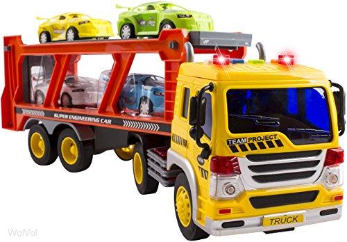 plastic car trailer - 4