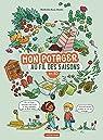 Mon potager au fil des saisons en BD par Stento