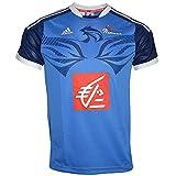 Maillot France Hand Ball HB FK Kids tee Bleu G68524