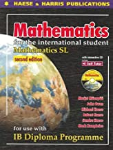 Mathematics for the International Student Mathematics SL: For Use with the IB Diploma Programme