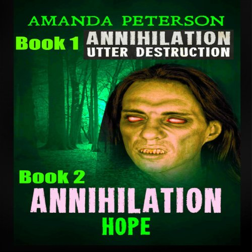 Utter Destruction & Hope audiobook cover art