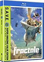 Fractale: the Complete Series - S.a.V.E. [Blu-ray] [Import]
