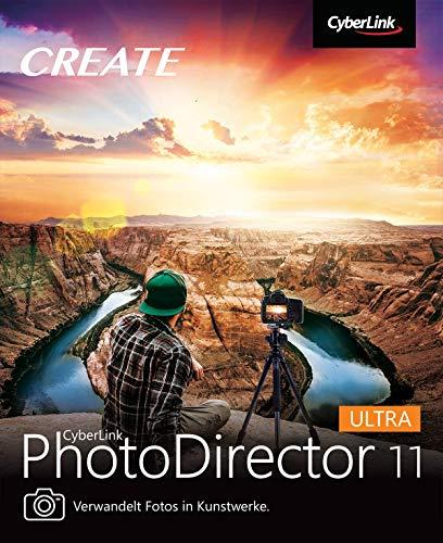 CyberLink PhotoDirector 11 | Ultra | PC | PC Aktivierungscode per Email