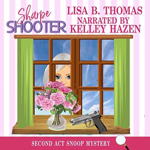 Sharpe Shooter: Skeleton in the Closet audiobook cover art