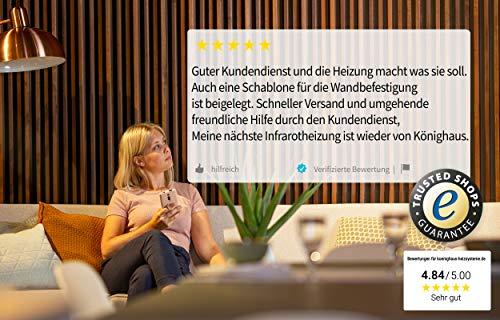 Könighaus Fern Infrarotheizung – Bildheizung in HD Qualität mit TÜV/GS – 200 Bilder Bild 6*