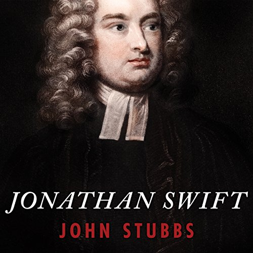 Jonathan Swift audiobook cover art