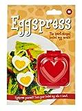 Mustard Egg Maker Mold - Heart Shape