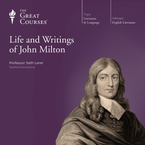 Page de couverture de The Life and Writings of John Milton