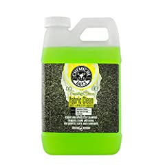 Fabric cleaner: cleans cloth, carpet, upholstery, and more High-sudsing foaming action lifts dirt & stains Removes foul odors and helps prevent new ones over time Restores a like-new look and feel of fabrics and interior cloth surfaces Eliminates odo...