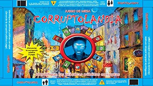 CORRUPTOLANDIA: JUEGO DE MESA PEDAGOGICO eBook: CAMARGO HERNÁNDEZ, DAVID FRANCISCO, CAMARGO HERNÁNDEZ, DAVID FRANCISCO : Amazon.es: Tienda Kindle
