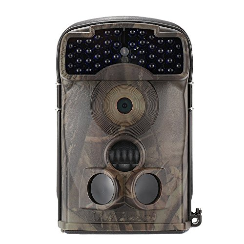 Lixada Cámara de Caza LTL Acorn 5310A Trail Game Scouting Wildlife 12MP HD Cámara Digital a Prueba de Lluvia 940nm IR LED Grabadora de víd