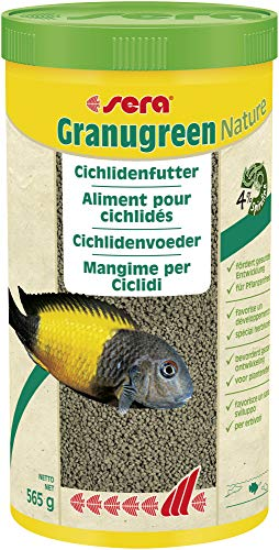 sera Granugreen Nature 1000 ml, grün