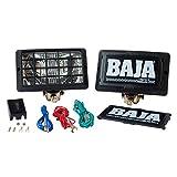 Blazer International CW8002K Rectangular Driving Light Kit
