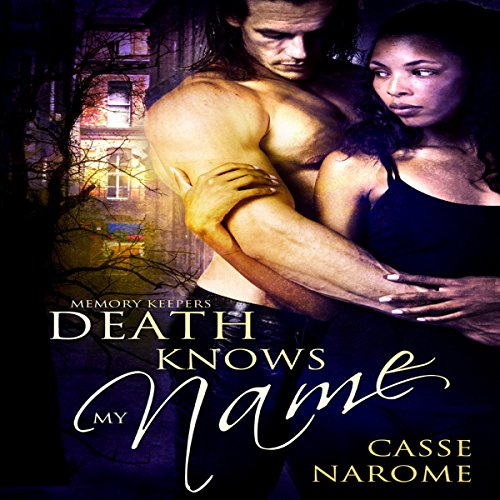 Death Knows My Name audiobook cover art