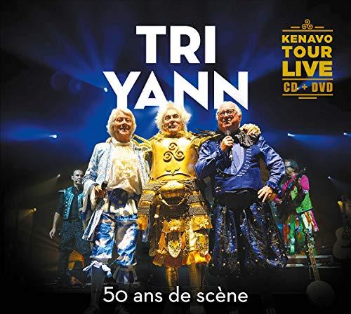 50 ans de scène - Kenavo Tour Live [inclus dvd]