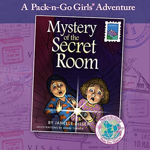 Mystery of the Secret Room (Austria #2) (Pack-n-Go Girls Adventures) cover art
