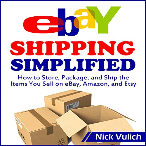 eBay Shipping Simplified cover art
