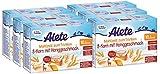 Alete Mahlzeit zum Trinken 8-Korn mit Honiggeschmack, 6er Pack (6 x 400 ml) -