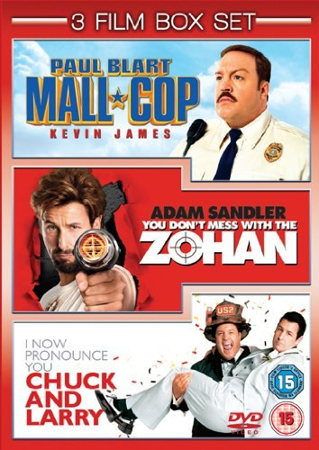 Paul Blart - Mall Cop/You Don't Mess With The Zohan/I Now...