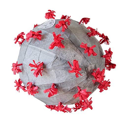Amosfun Partybevorzugungen für Kinder Pinatas Zerschlagen Spielzeug Kreative Zucker Gefüllt Spielzeug Kinder Outdoor-Spielzeug zum Geburtstag Weihnachten Neujahr Party Liefert Stütze