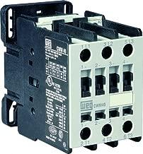WEG Electric CWM40-00-30V24, 3-Pole, 40 Amps, 208-240VAC Coil, IEC Contactor