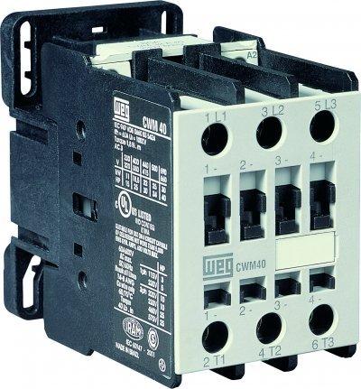 WEG Electric CWM32-00-20V18 2-Pole 32 I 110-120VAC Houston Mall Dallas Mall Amps Coil