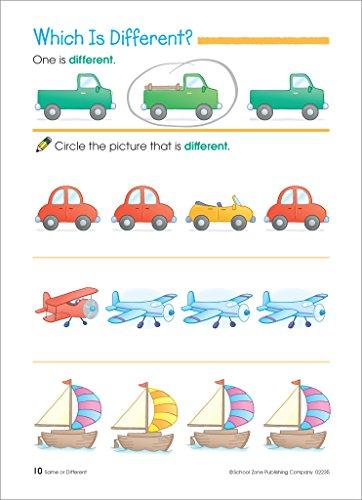 Preschool Basics P Ages 3-5 6