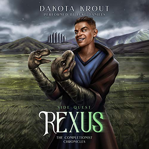 Rexus: Side Quest cover art