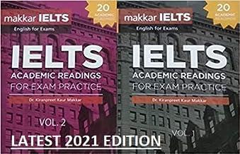 IELTS Academic Readings Practice WorkBook Combo Vol. 1 and Vol. 2