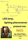LED lamp, lighting phenomenon of the current era.: Make your LED Flashlight in 5 easy steps for their five hours. (English Edition)