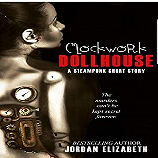 Clockwork Dollhouse audiobook cover art