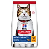 HILL S Feline Science Plan Mature 7+ with Chicken - Cats Dry Food 7 kg