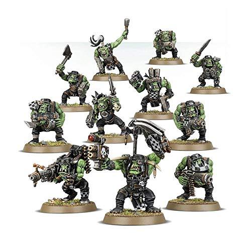 Unbekannt Ork Boyz