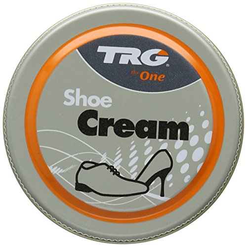 Trg Thoe One Shoe Cream, Unisex-Erwachsene Schuhcreme, Silber (401 Silver), 50.00 ml