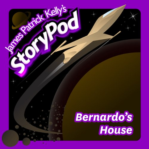 Bernardo's House  audiobook cover art