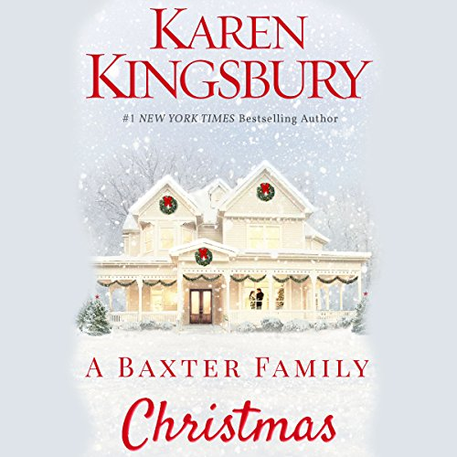 A Baxter Family Christmas cover art
