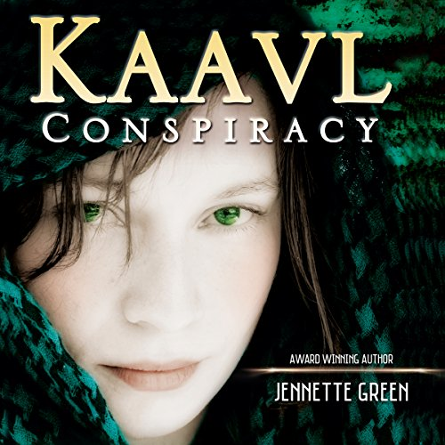 Kaavl Conspiracy audiobook cover art