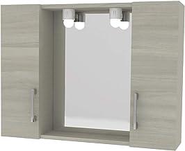 Specchio Contenitore Per Bagno Ikea.Amazon It Specchiera Bagno
