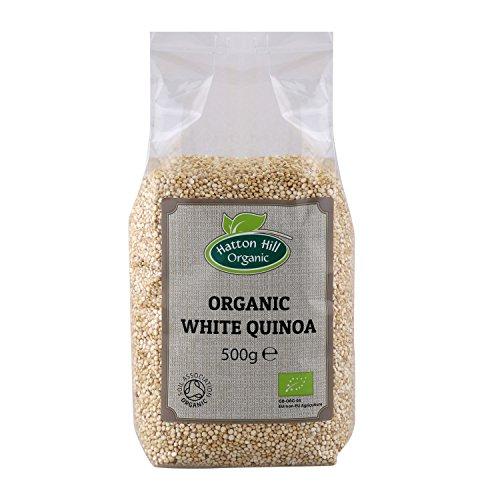 Bio Quinoa Weiß 500g von Hatton Hill Organic - BIO zertifiziert
