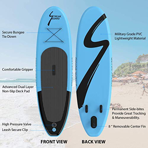 Streakboard Sup Board - 2