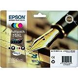 Epson c13t16364022Cartouches d'encre d'origine Pack Of 4