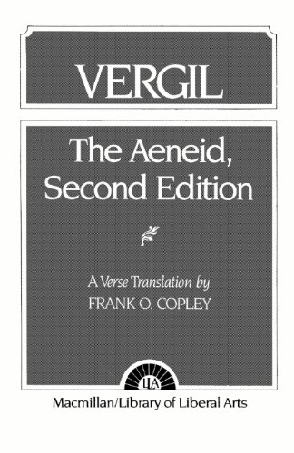 Vergil: Aeneid, The (2nd Edition)