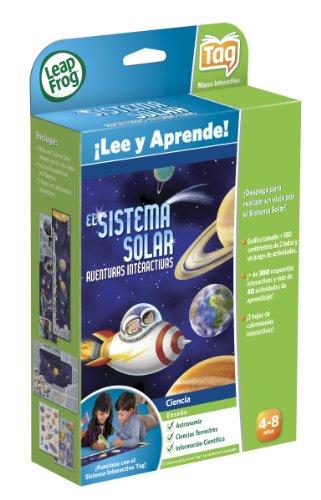 Cefa 00630 - El Sistema Solar (no incluye El Sistema de Lectura Tag)