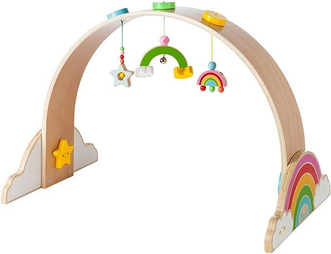 37 opinioni per howa Palestrina Baby Attività Baby Gym Bambino Giocattolo in Legno 6011