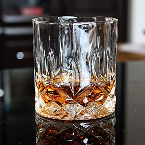 yijun Copa de vino 1 vaso de vino de whisky sin plomo de alta capacidad
