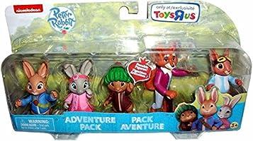 Nick Jr. Peter Rabbit - Multi-Figure Adventure Set by Fun Express